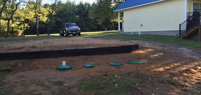Septic System Maintenance, Omaha, TX